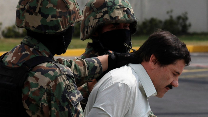 Drug lord 'El Chapo' Guzman escapes from prison for a second time