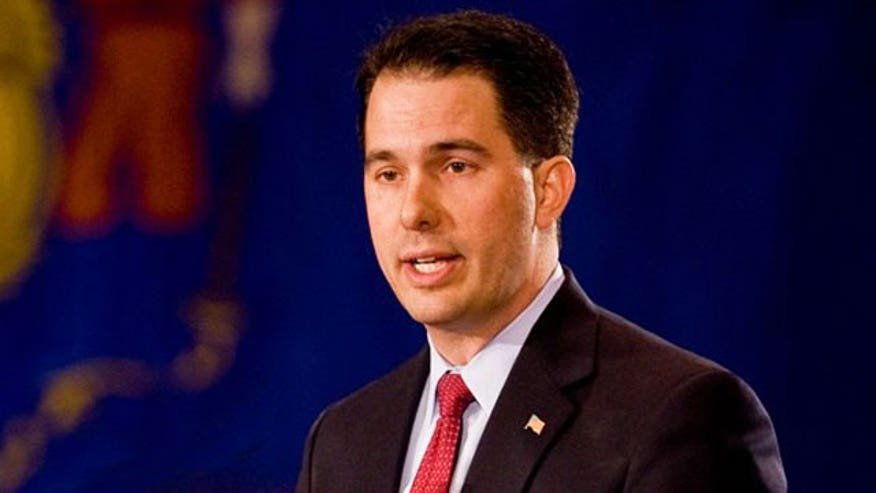 Wisconsin governor announces 2016 presidential bid