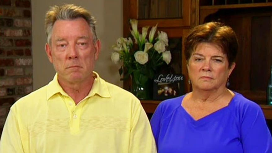 Part 1 of Bill O'Reilly's exclusive interview with Kate Steinle's parents Jim Steinle and Liz Sullivan