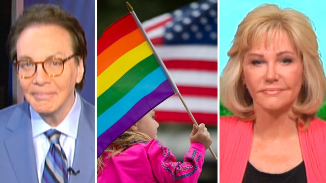 Colmes vs Sandy Rios: Is America going to hell?