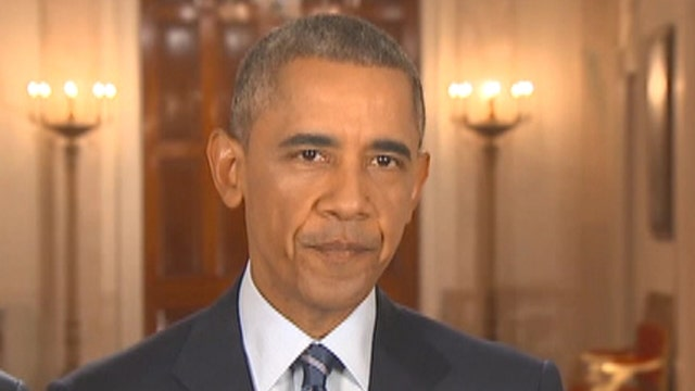 Obama speaks on nuclear agreement with Iran