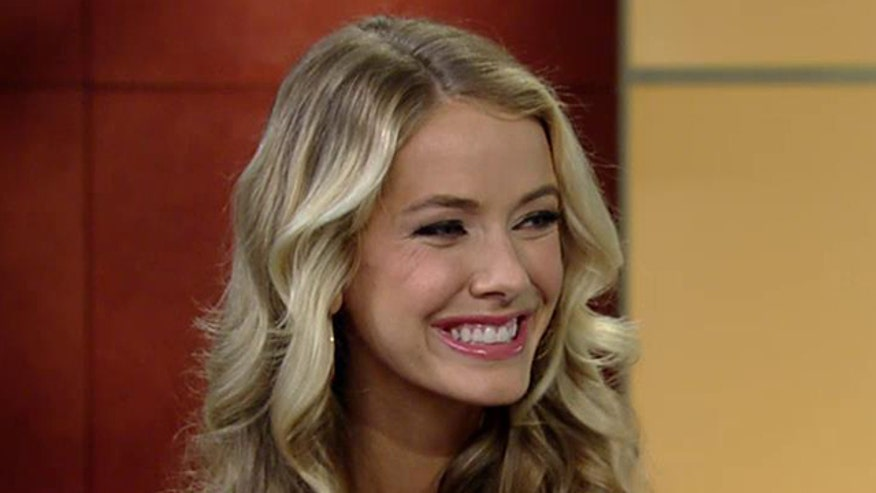 Olivia Jordan on 'Fox & Friends'