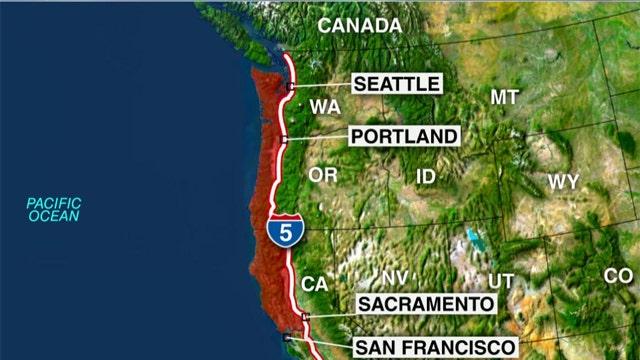 Report: Mega-quake could kill 13,000 in Pacific Northwest
