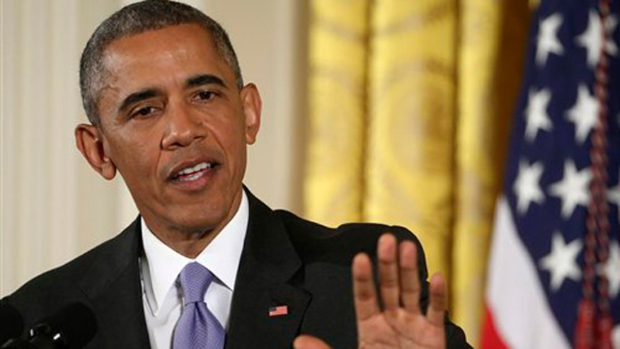 President bristles at Major Garrett's suggestion he's content with fanfare over agreement while Americans remain hostage