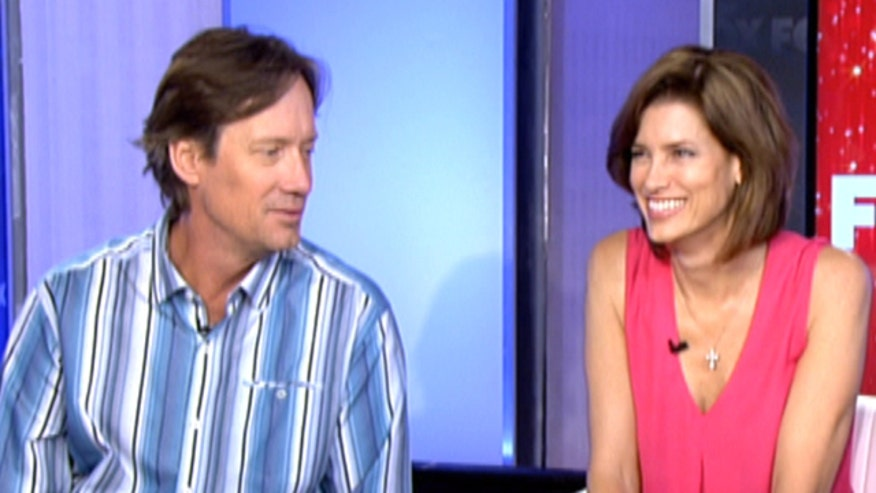 Kevin and Sam Sorbo on new film 'Hope Bridge' and choosing movies that inspire audiences