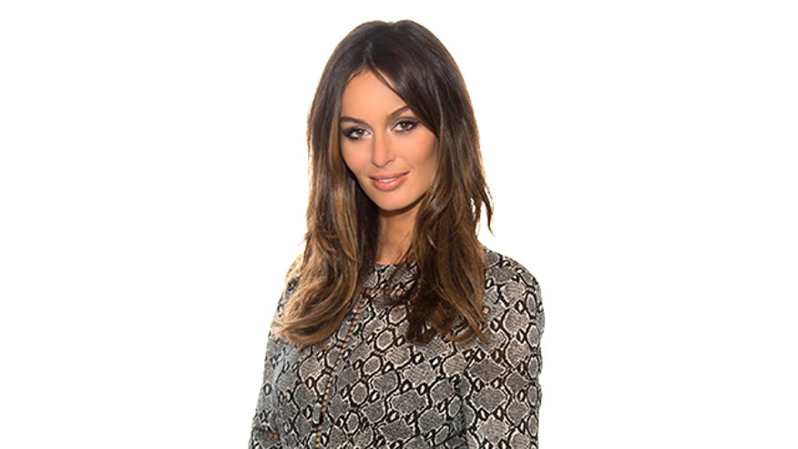 Australian supermodel Nicole Trunfio reveals the story behind the famous Elle cover with son Zion, as well as the story of how she really got discovered.