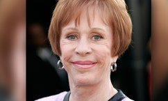 Carol Burnett will be given Lifetime Achievement Award