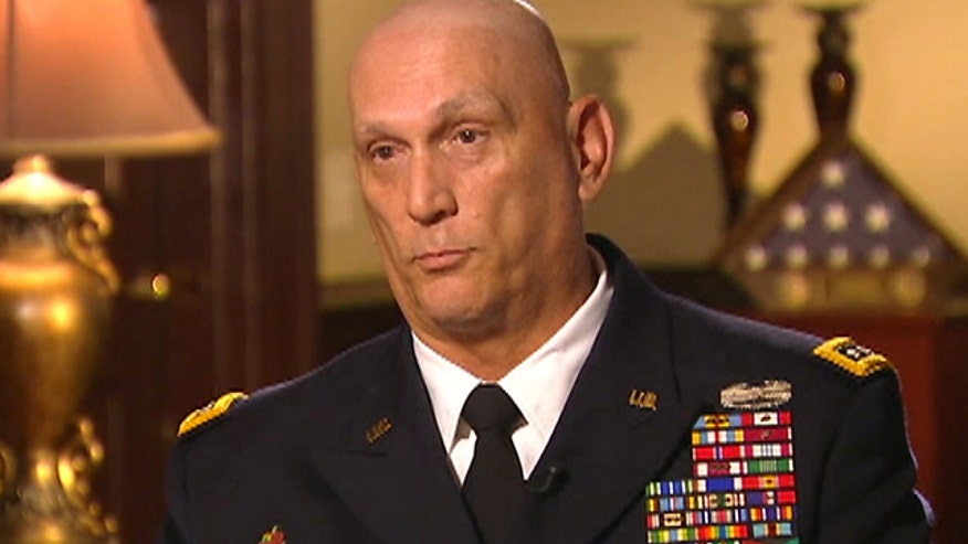 General Odierno's exit interview from the Pentagon