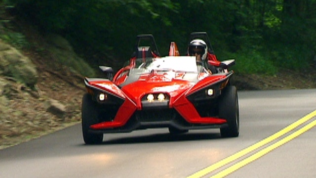 New 3-wheeler rewriting the rules for fun