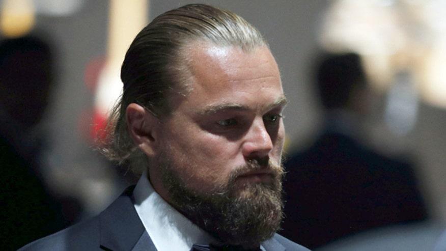 DiCaprio's wild $40M bash