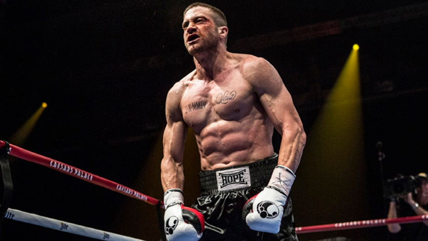'Southpaw' tells the story of a boxer who battles his way back after a series of devastating events