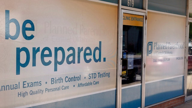 Warning graphic: New Planned Parenthood video released