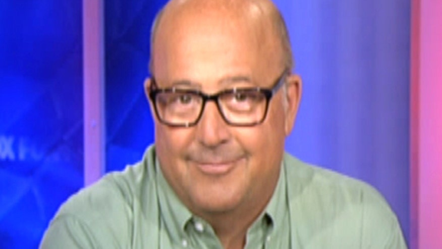'Bizarre Foods' star Andrew Zimmern shares stories from his world travels