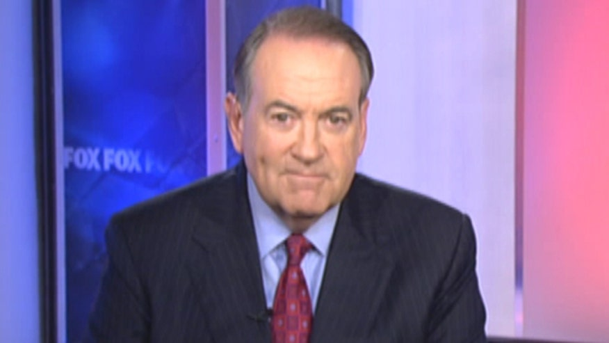 Gov. Mike Huckabee: 'No time for a Chamberlain, this is time for a Churchill'