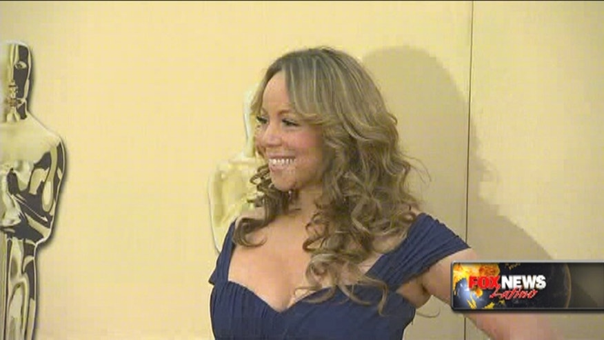 Mariah Carey will receive a star on the Hollywood Walk of Fame next week.