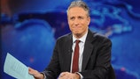 Jon Stewart tells the media to stop obsessing over 'blabbermouth' Trump