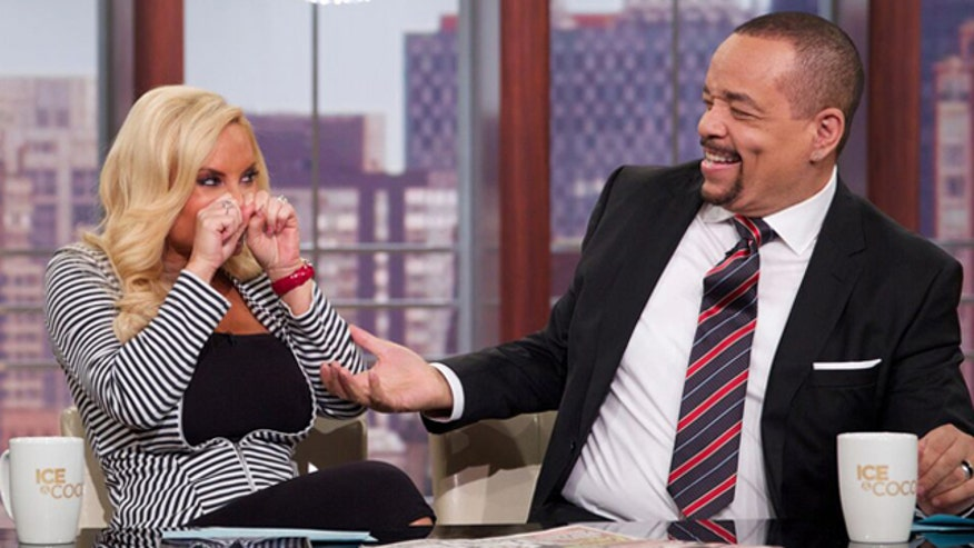Ice-T and Coco on pregnancy, new talk show