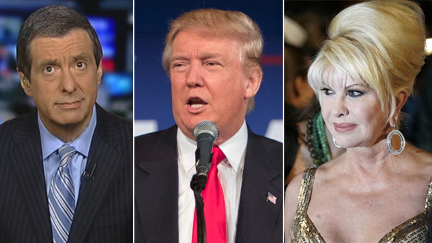 'Media Buzz' host reacts to story involving Trump's ex-wife Ivana