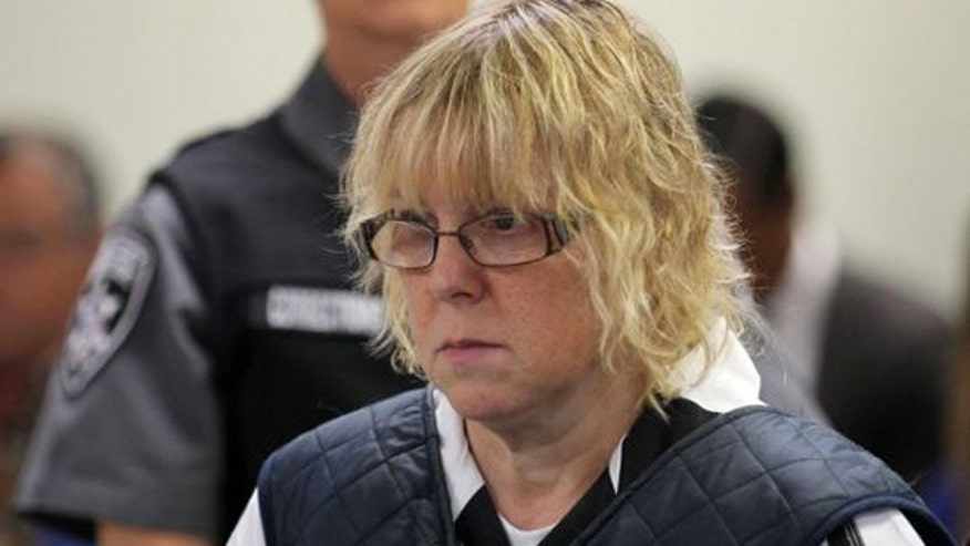 Joyce Mitchell reveals why she helped two killers escape from prison