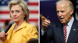Amid new revelations over email while serving as Secretary of State and the Clinton Foundation, aides close to Hillary Clinton are instead getting increasingly nervous that Vice President Joe Biden may throw his hat into the  presidential race later this summer.