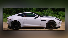 Jaguar is resurrecting the manual transmission in its 2016 F-Type S Coupe. Gary Gastelu takes a spin into the past and like what he finds there.