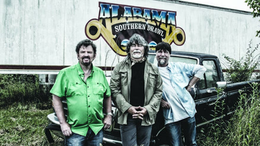 Alabama to release first country album in 14 years