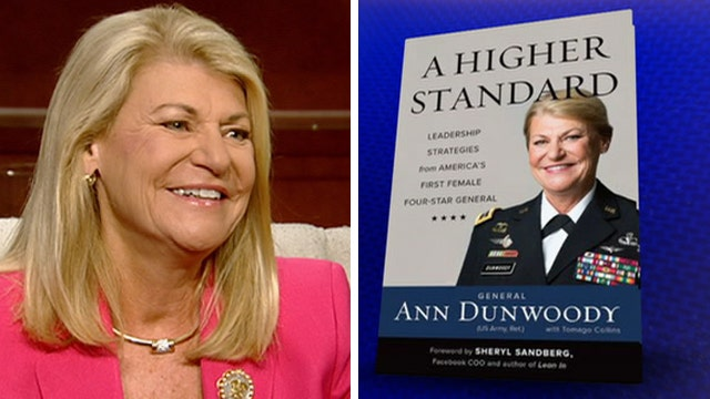 The first female 4 Star General shares her story