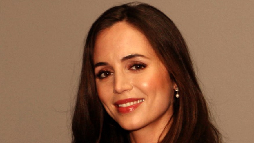 Eliza Dushku says One Direction got her kicked out of hotel room