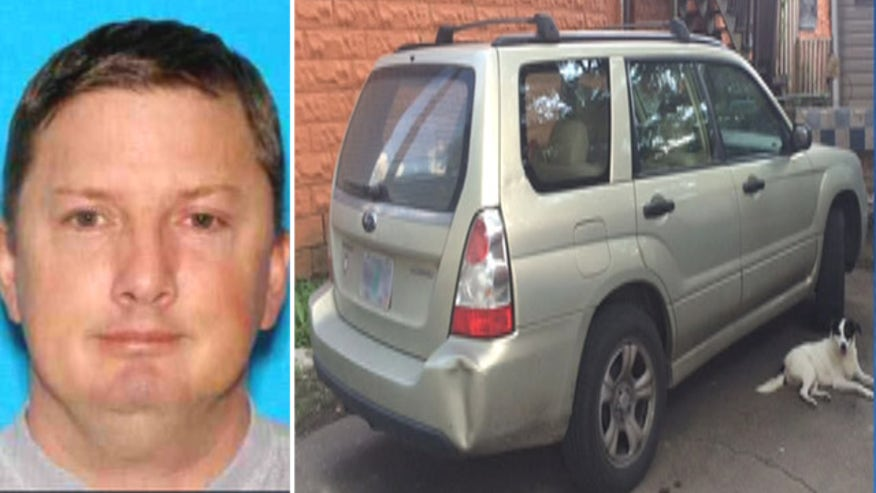 Police found dog hair in Neal Falls' car
