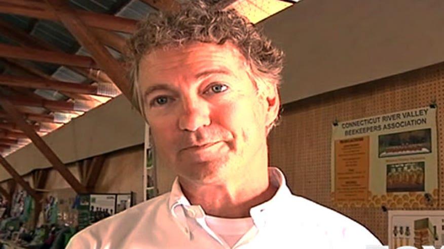 Rand Paul reveals his favorite movie