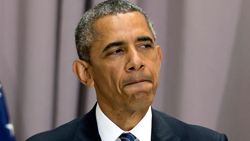 'Off the Record,' 8/5/15: Obama's petty cheap shot at Republicans during his speech on the Iran nuke deal was embarrassing and certainly not presidential. #IranDeal