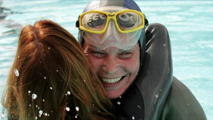 World record holder Natalia Molchanova disappeared while diving for fun off the coast of Spain