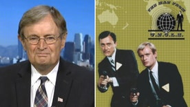 Actor David McCallum weighs in on 'The Man from U.N.C.L.E.' reboot and the classic 60s TV show