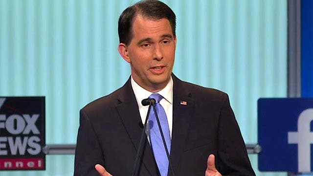 Is Scott Walker out of the mainstream on abortion issues?