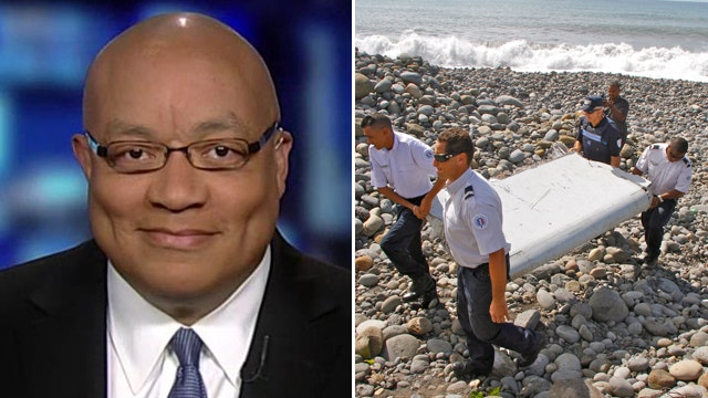 Expert speculates MH370 entered ocean gently as fuel ran out