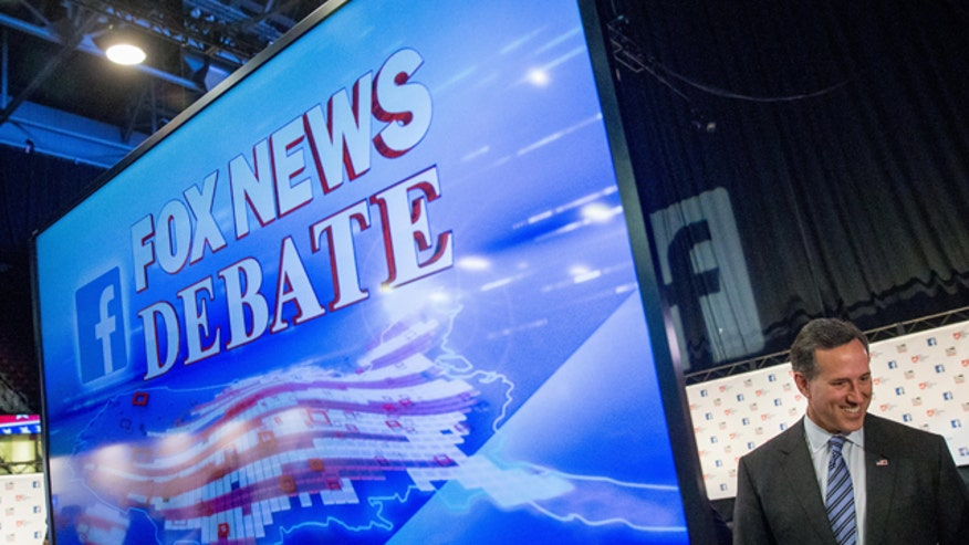 Voters divided on how candidates should approach first showdown on national stage #GOPDebate