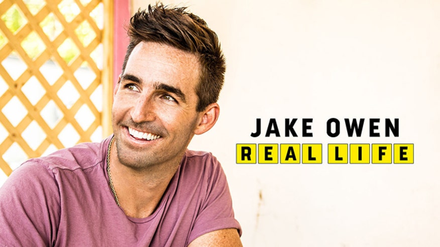 Country singer Jake Owen talks about his new single, 'Real Life,' making the music video; and work on his new album.  'Real Life' is our featured song