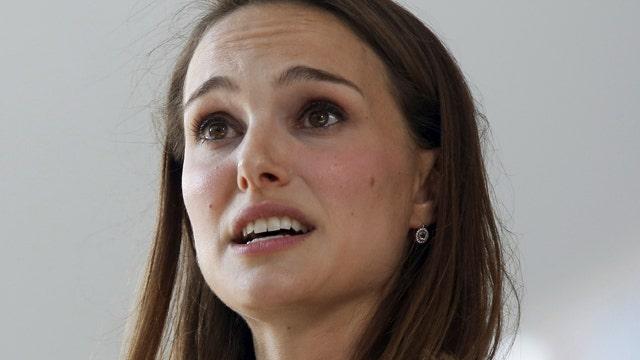 Natalie Portman on her wilder days: 'I got drunk and no one knew'
