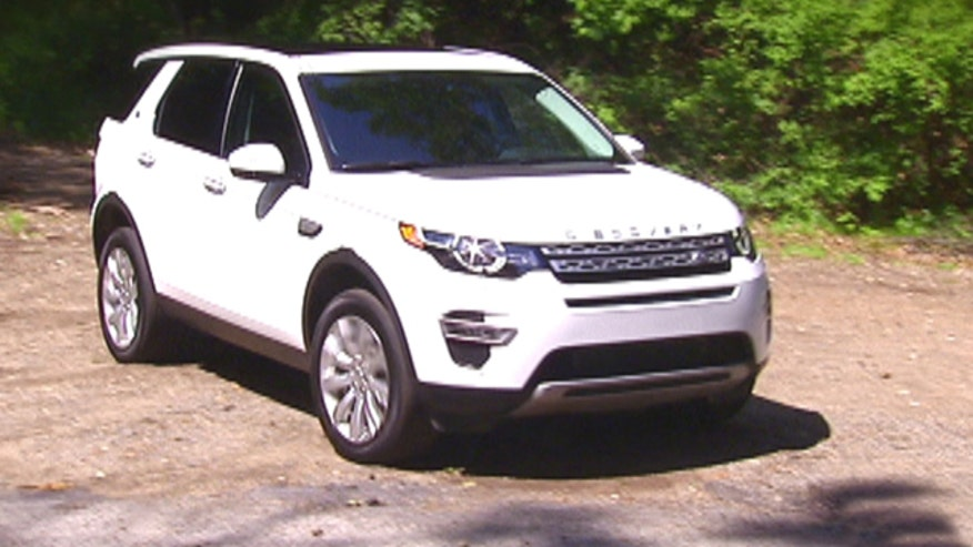 The 2016 Land Rover Discovery Sport is a street-smart crossover, but can it handle the rough stuff too? Gary Gastelu finds out.