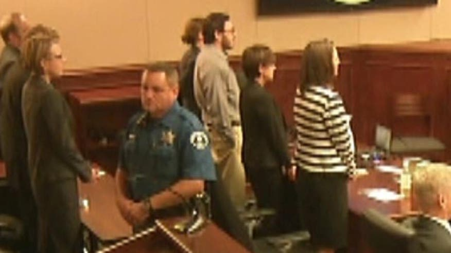 James Holmes' jury rejects death penalty