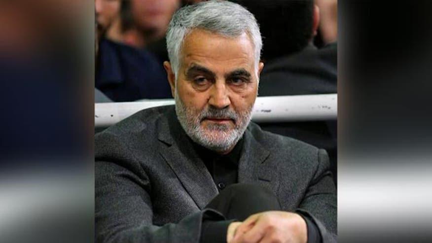 Iranian general met with Putin despite travel ban