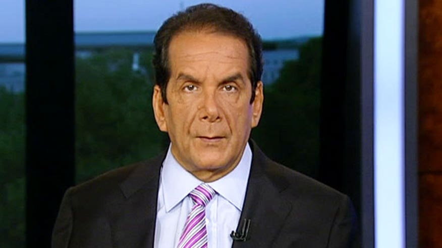 "Syndicated columnist Charles Krauthammer said that Republican presidential candidate Donald Trump's comments indicating he was treated unfairly during a primetime Fox News debate create ""a bit of a paradox."""
