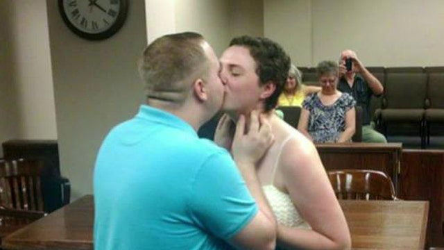 Texas judge tells defendant in assault case the sentence is marriage or jail