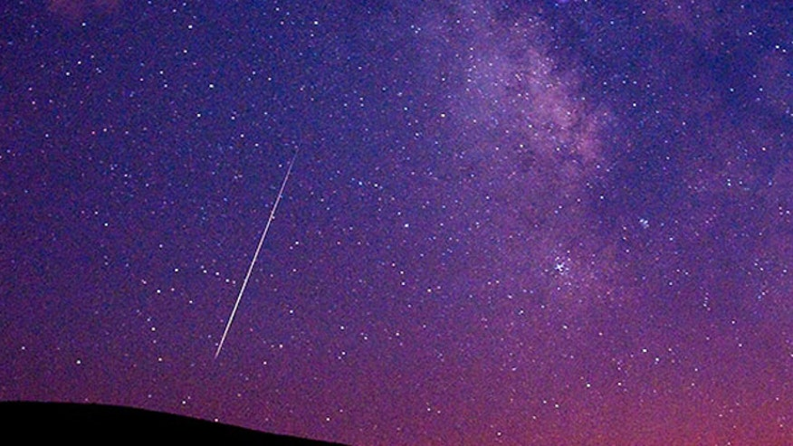 Annual Perseids event a favorite among stargazers