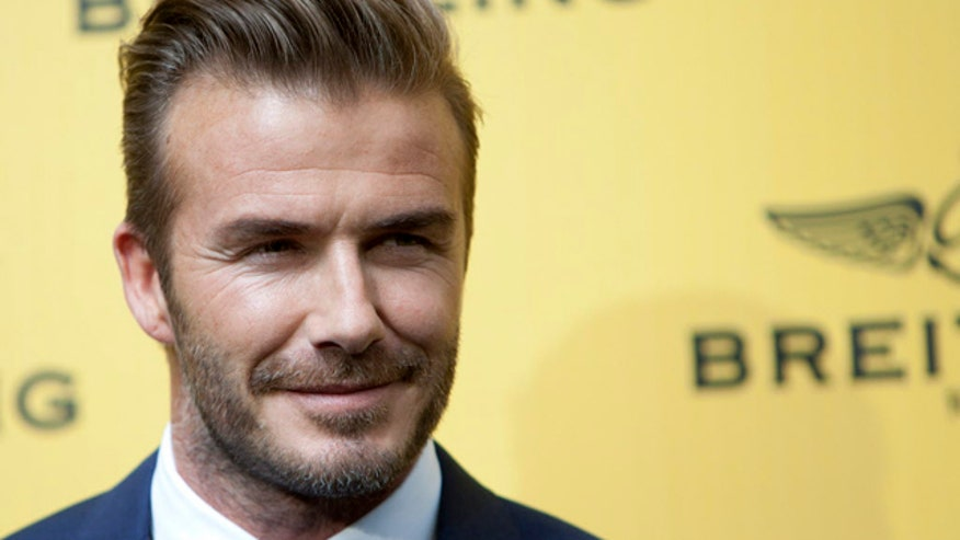 David Beckham speaks out on instagram about his parenting style