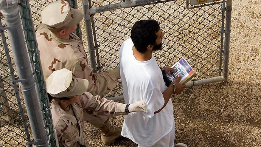 Pentagon to send Gitmo proposal to Congress next month