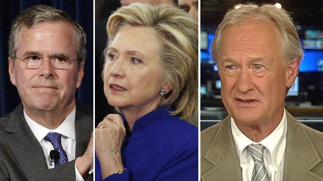 Chafee goes after Bush, Clinton over Mideast turmoil