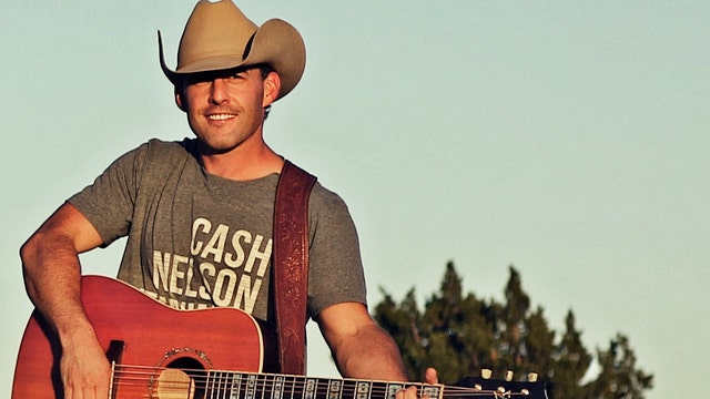 Country singer Aaron Watson: 'There's nothing more important than my faith'