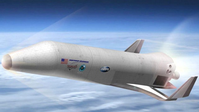 DARPA's XS-1 spacecraft could hit speeds of Mach 10