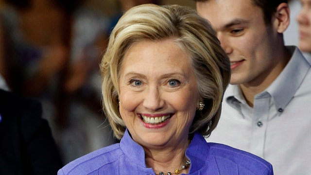 Did someone remove 'classified' marking from Clinton emails?